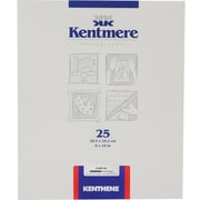 Kentmere 6012500 Neutral Photo Paper, 8(W) x 10(L), Gloss, 25 Sheets