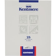 Kentmere 6012533 Neutral Photo Paper, 8(W) x 10(L), Gloss, 25 Sheets