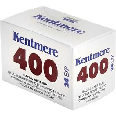 Kentmere 6012379 Black & White Cassette Film, 35 mm(W), ISO 400