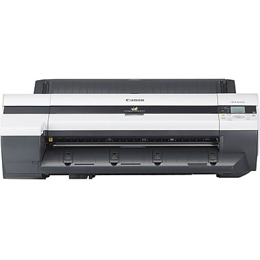 Canon® iPF605 Wide Format Printer, 24in.