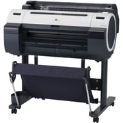 Canon® iPF650 Wide Format Printer, 24""