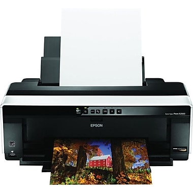 Epson® Stylus® Pro R2000 Inkjet Color Printer, 13in.