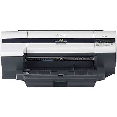Canon® iPF510 Color Inkjet Wide/Large Format Printer, 2158B002