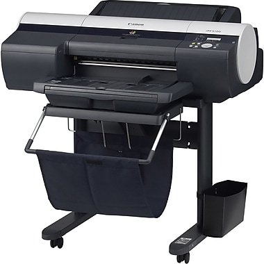 Canon® iPF5100 Wide Format Printer, 17in.