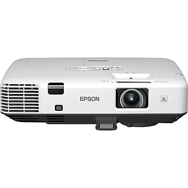 Epson V11H470020 XGA Business Projector, White