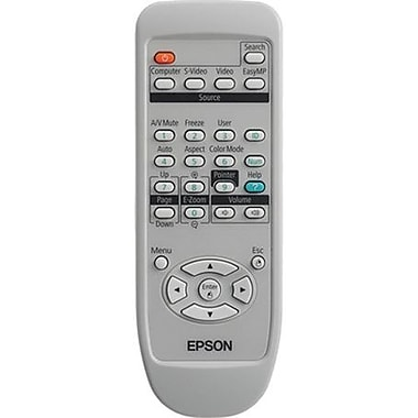 Epson® 1483291 Projector Remote Control, 20' Control Distance
