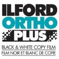 Ilford 1813203 Orthochromatic Sheet Film, 8in.(W) x 10in.(L), 25 Sheets