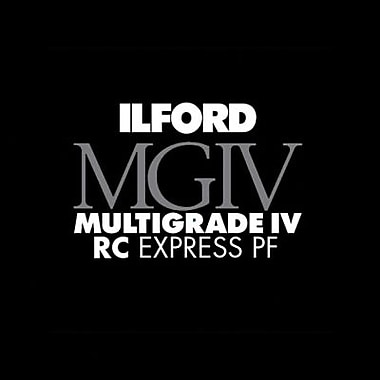 Ilford MGEXP44M Photo Paper, 4in.(W) x 500'(L), Pearl