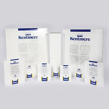Kentmere 6006769 Bromide Black and White Photo Paper, 11in.(W) x 14in.(L), Gloss, 50 Sheets