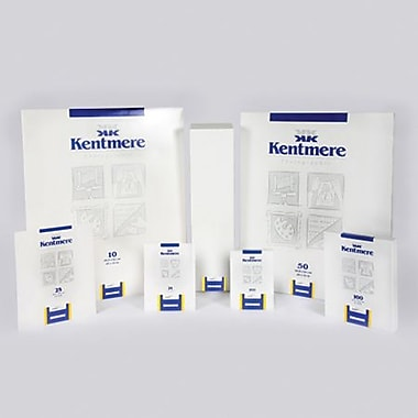 Kentmere 6009135 Bromide Black and White Photo Paper, 11in.(W) x 14in.(L), Gloss, 10 Sheets