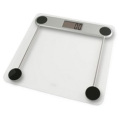 AWS® 330LPG Low Profile Bathroom Scale, 330 lbs.