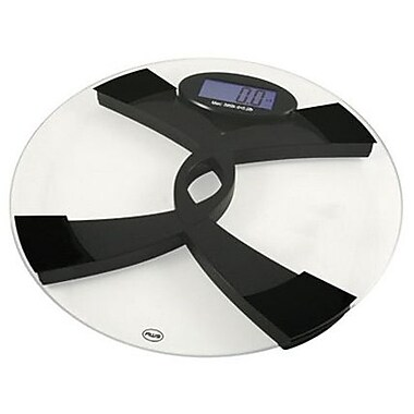 AWS® 396TBS Talking Bathroom Scale, 396 lbs.