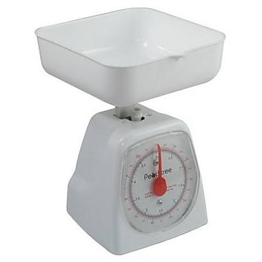 AWS® DS-5KG Peachtree Kitchen Dial Scale, 10 lbs.