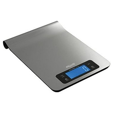 AWS® EP-5KG Epsilon Digital Kitchen Scale, 11 lbs.