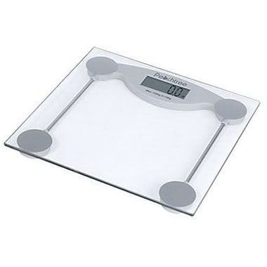 AWS® GS-150 Digital Bathroom Scale, 330 lbs.