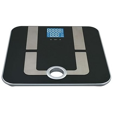 AWS® MPR-180 Mercury PRO Body Fat Scale, 396 lbs.