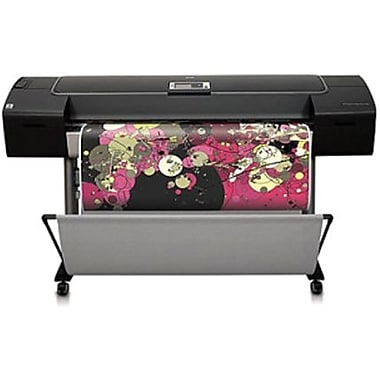 HP® Designjet Z3200PS Large Format Printer, 41.2in. x 69.7in. x 27.2in.