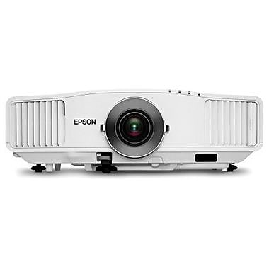 Epson® V11H379020 PowerLite 3 LCD Projector, Cross Stripe