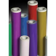 "Avery® 700-225-O Rubber Duckie Vinyl Calendered Permanent Kraft Opaque Film, 15"" x 50 yds punched"