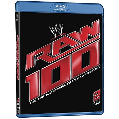 WWE RAW 1,000 Moments (Blu-Ray)