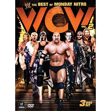 WWE: The Very Best of Monday Nitro - V2 (Blu-Ray)