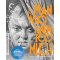 Man Who Knew Too Much (Critierion Collection) (Blu-Ray)