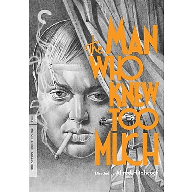 Man Who Knew Too Much (Criterion Collection)