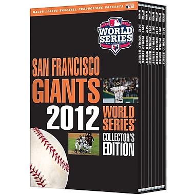 MLB 2012 World Series