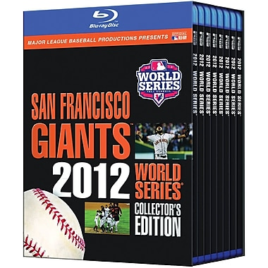 MLB 2012 World Series (Blu-Ray)