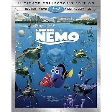 Finding Nemo 3D (Blu-Ray + DVD + Digital Copy)
