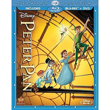 Peter Pan: Diamond Edition (Blu-Ray + DVD)