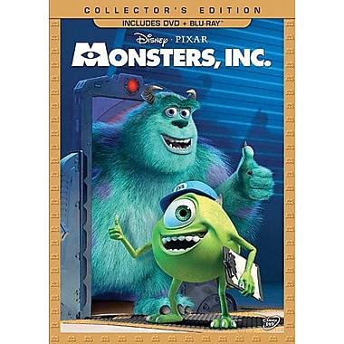 Monsters, Inc. (DVD + Blu-Ray)