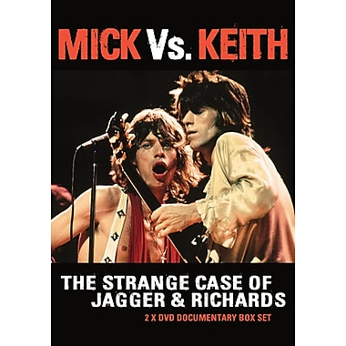 Rolling Stones: Mick vs. Keith