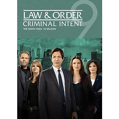 Law & Order: Criminal Intent - The 9th Year