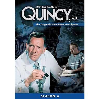Quincy, M.E.: Season Four