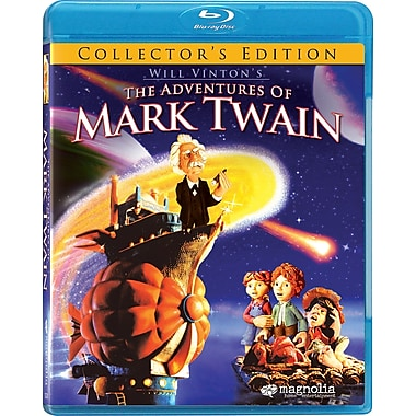 Adventures of Mark Twain: Collector's Edition (Blu-Ray)