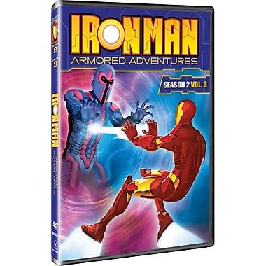 Iron Man: Armored Adventures Season 2, Vol 3