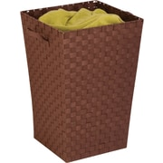Honey Can Do Woven Strap Hamper
