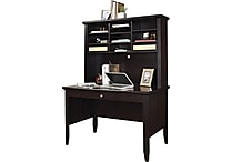 Altra™ Amelia Desk and Hutch, Espresso