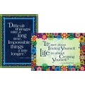 Barker Creek Dare to Dream Poster Duet, 13 3/8in. x 19in.