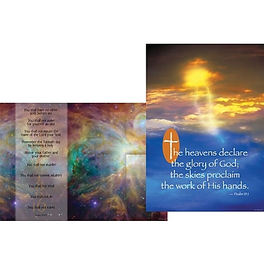 Barker Creek Heavenly Hosts Poster Duet, 13 3/8in. x 19in.