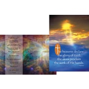 "Barker Creek Heavenly Hosts Poster Duet, 13 3/8"" x 19"""