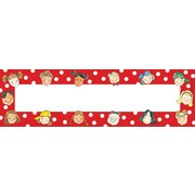 "Barker Creek Friend Desk Tag, 12"" L x 3 1/2"" W"
