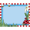 Barker Creek Bug Name Tag, 3 1/2in. W x 2 3/4in. D