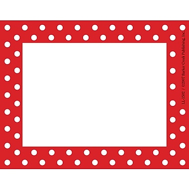Barker Creek Friend Name Tag, 3 1/2in. W x 2 3/4in. D
