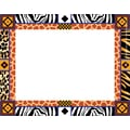 Barker Creek Africa Name Tag, 3 1/2in. W x 2 3/4in. D