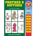 Barker Creek Prefixes & Suffixes Activity Book, 48 Pages