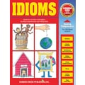 Barker Creek Idioms Activity Book, 48 Pages