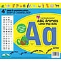 Barker Creek Abc Animals 4 Letter Pop Out,