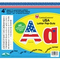 Barker Creek USA 4in. Letter Pop Out, All Age